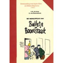 De wereldreis van Bulletje en Boonestaak 01 Ontmoetingen met Jopie Slim en Dikkie Bigmans (1922)