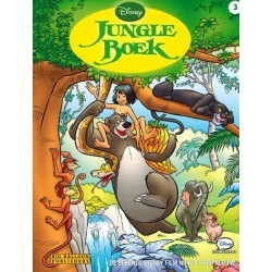 Disney Filmstrips Jungle Boek herdruk