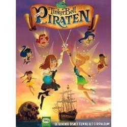 Disney Filmstrips TinkerBell en de piraten herdruk
