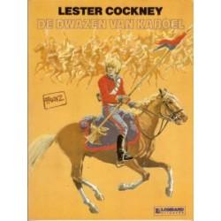 Lester Cockney 01 De dwazen van Kaboel 1e druk 1982