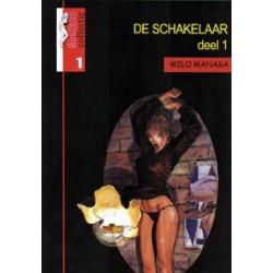 Manara collectie set deel 1 t/m 15 1e drukken* 2007-2009