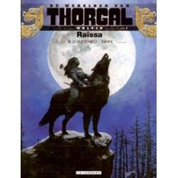Thorgal Werelden Wolvin set HC deel 1 t/m 5 1e drukken 2011-2015