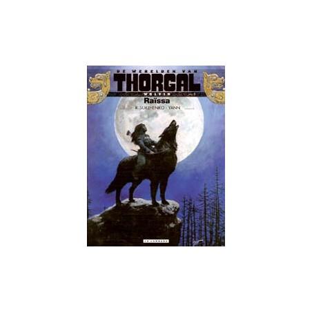 Thorgal  Werelden Wolvin set HC deel 1 t/m 7 1e drukken 2011-2017
