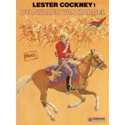 Lester Cockney<br>01 De dwazen van Kaboel<br>herdruk