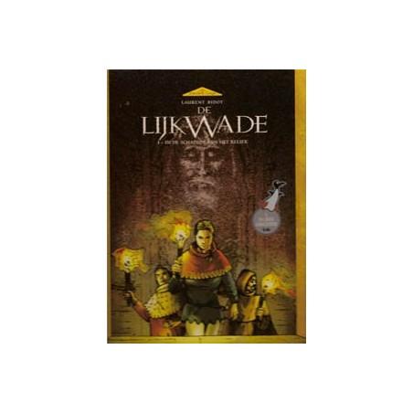 Lijkwade set deel 1 t/m 4 HC 1e drukken 2003-2006