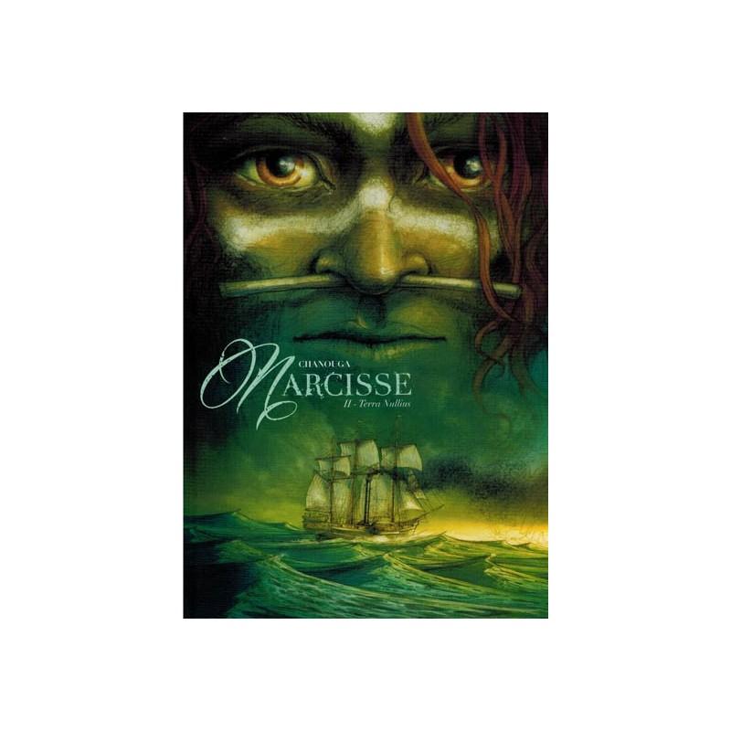 Narcisse 02 HC Terra Nullius 1e druk 2016