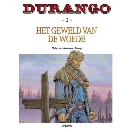 Durango  02 Het geweld van de woede