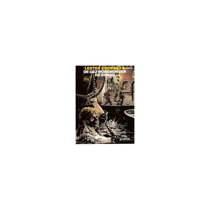 Lester Cockney 06 De gezworenen van de Donau 1e druk 1987