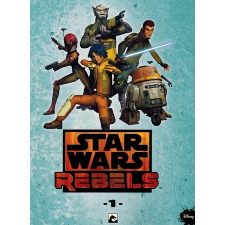 Star Wars  NL Rebels 01