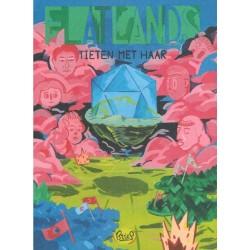 Flatlands Tieten met haar