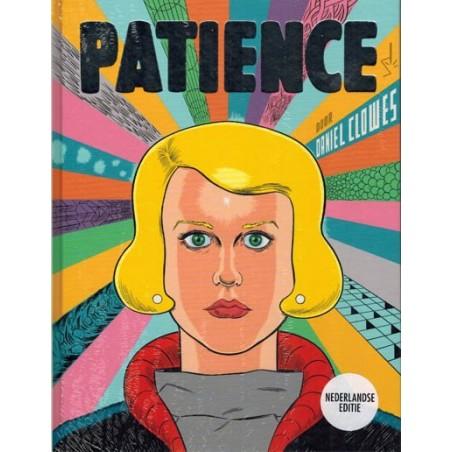 Clowes strips HC Patience Een kosmische reis naar de primordiale oneindigheid van de eeuwige liefde