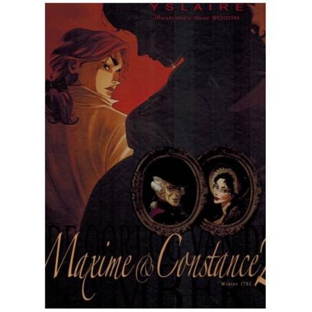 Oorlog van de Sambers 3.2 HC Maxime & Constance 2 Winter 1781