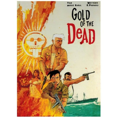 Gold of the dead 01 HC 1e druk 2016