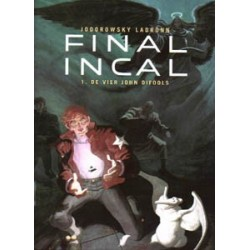 Final Incal set deel 1 t/m 3