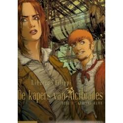 Kapers van Alcibiades set deel 1 t/m 1e drukken 2004-2010