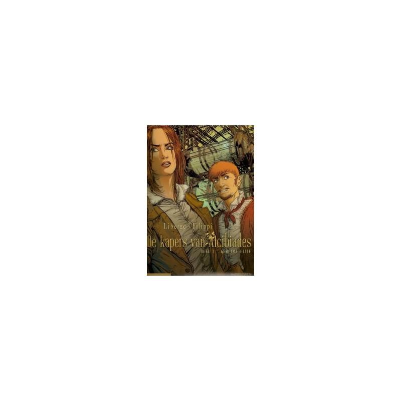 Kapers van Alcibiades set deel 1 t/m 5 1e drukken 2004-2010