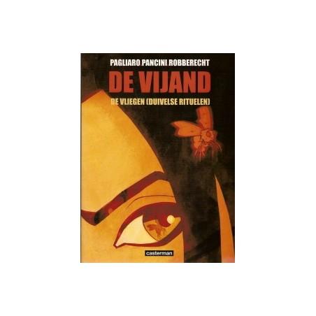 Vijand set deel 1 t/m 3 1e drukken 2003-2004