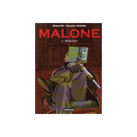Malone setje deel 1 & 2 1e drukken 2007-2008