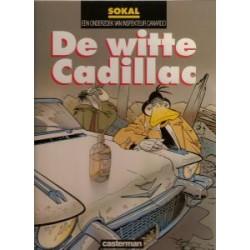 Canardo 06: De witte Cadillac HC