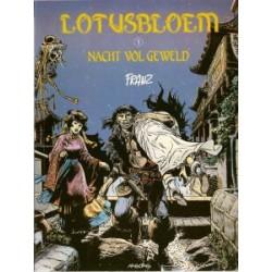 Lotusbloem 01 Nacht vol geweld 1e druk 1988