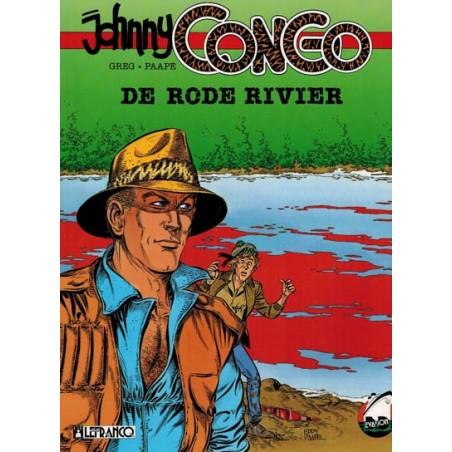 Johnny Congo setje deel 1 & 2 1e drukken 1992-1993