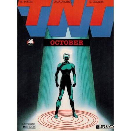 TNT set deel 1 t/m 3 1e drukken 1989-1992 (naar Michael Borgia)