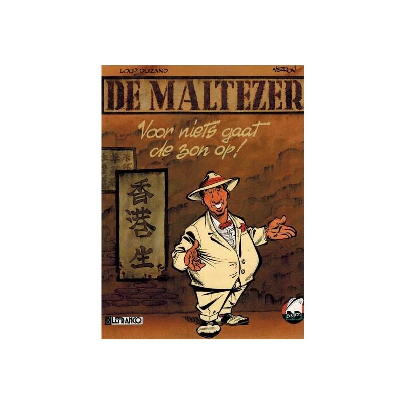 Maltezer set deel 1 t/m 3 1e drukken 1991-1994