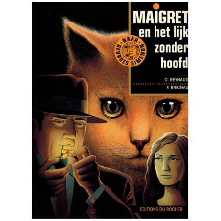 Maigret 05 Het lijk zonder hoofd 1e druk 1997 (naar Georges Simenon)
