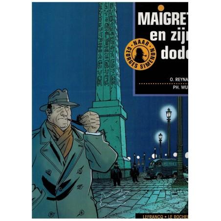Maigret set deel 1 t/m 5 1e drukken 1993-1997 (naar Georges Simenon)