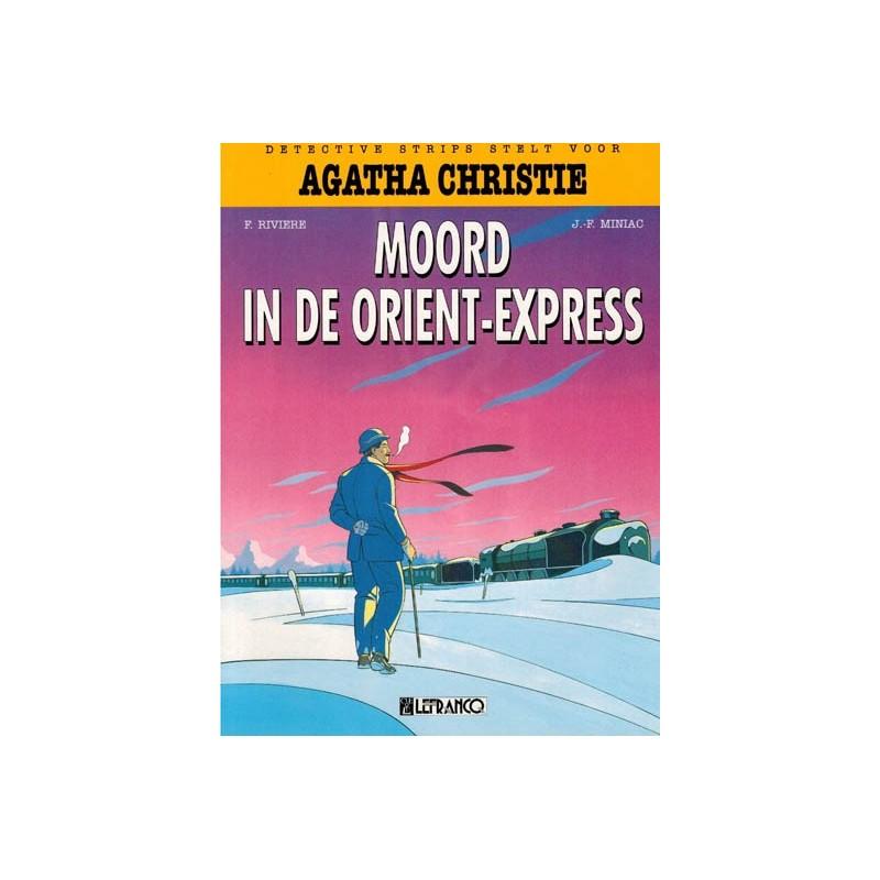 Agatha Christie set deel 1 t/m 5 1e drukken 1995-1997