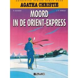 Agatha Christie 01 Moord in de Orient-Express 1e druk 1995