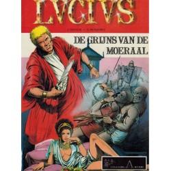 Lucius (Murena) 01 De grijns van de moeraal 1e druk 1986