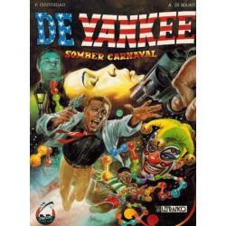 Yankee 01 Somber carnaval 1e druk 1991 (Collectie Avonturenstrips 8)