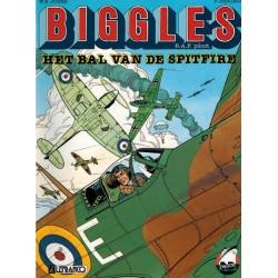 Biggles 03 Het bal van de Spitfire 1e druk 1992 (Collectie Avonturenstrips 12)
