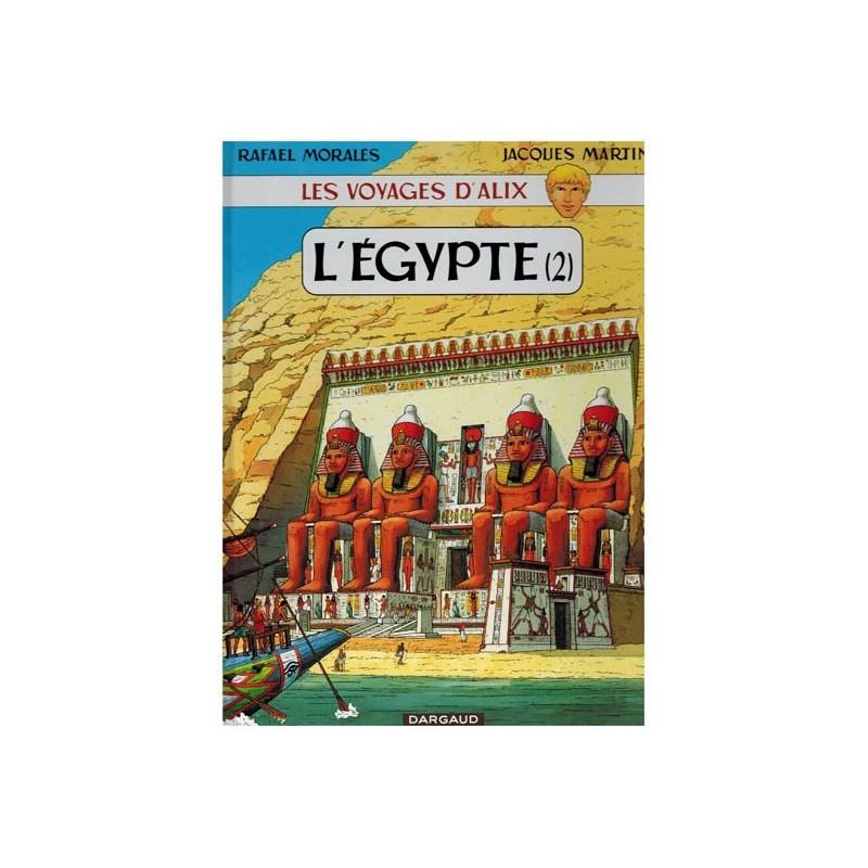 Alex Taal Frans Les voyages d'Alix HC L'Egypte (2)