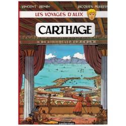 Alex Taal Frans Les voyages d'Alix HC Carthage