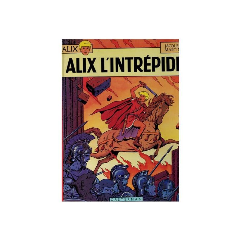 Alex Taal Frans Alix HC Alix L'intrepide (Alex de onversaagde) herdruk