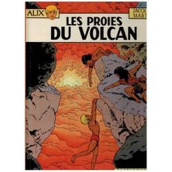 Alex Taal Frans Alix HC Les proies du volcan (De prooien van de vulkaan) herdruk