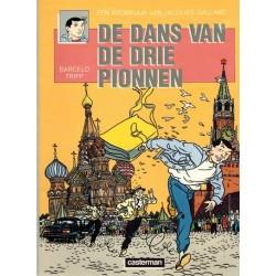 Jacques Gallard 03 De dans van de drie pionnen 1e druk 1987