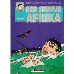 Jacques Gallard 01 Een snuifje Afrika 1e druk 1987