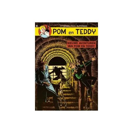 Pom & Teddy HC Nieuwe avonturen van Pom & Teddy 1979