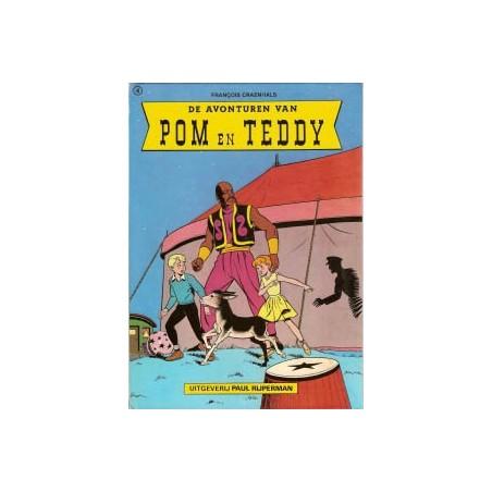 Pom & Teddy HC De avonturen van Pom & Teddy 1981