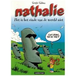 Nathalie 08 Het is het einde van de wereld niet 1e druk 2000