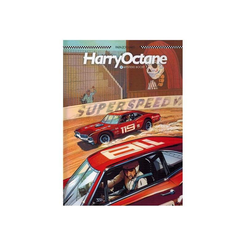 Harry Octane HC 02 Mystieke bocht (Plankgas 9)