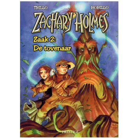Zachary Holmes 02 De tovenaar 1e druk 2002