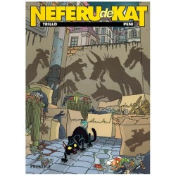 Neferu de kat 01 1e druk 2004