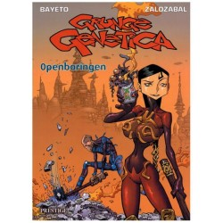Grunge genetica 01 Openbaringen 1e druk 2002