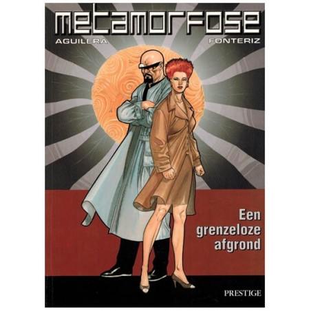 Metamorfose set deel 1 t/m 3 1e drukken 2003-2006