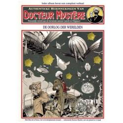 Docteur Mystere 02 De oorlog der werelden 1e druk 2005