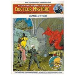 Docteur Mystere 01 Milanese mysteries 1e druk 2005 (met los bijgevoegde index)